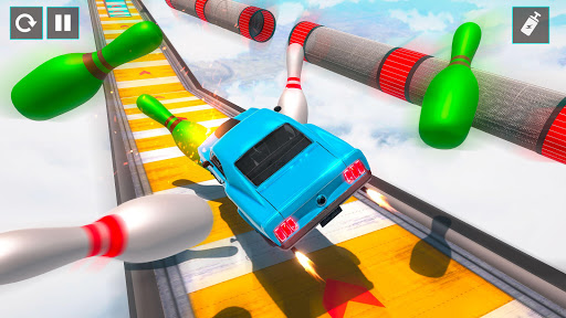 Muscle Car Stunts 2020: Mega Ramp Stunt Car Games 1.2.2 screenshots 3