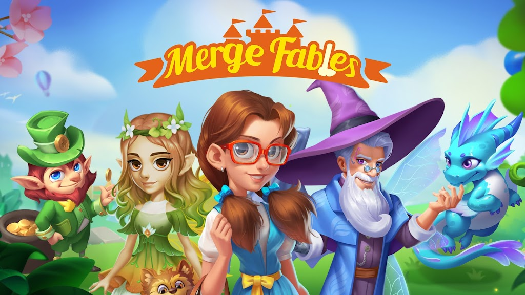 Merge Fables poster 8