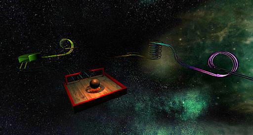 Nova Ball 3D - Balance Rolling Ball Free 4.9 screenshots 5