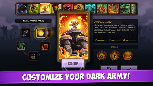 Kingdom Rush Vengeance  - Tower Defense Game 1.9.10 screenshots 14