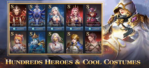 Hero Legends: Summoners Glory  screenshots 21