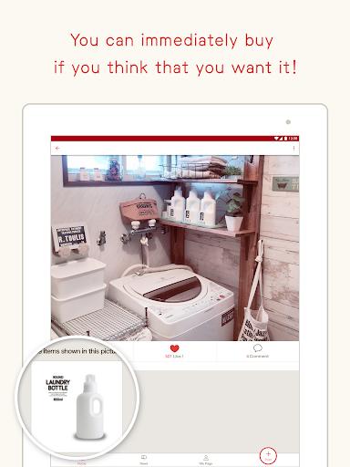 RoomClip Interior PhotoSharing 5.9.1 screenshots 10