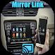 Mirror link car connector
