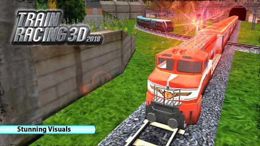 Train Racing Simulator Challenge Apkfinish screenshots 6