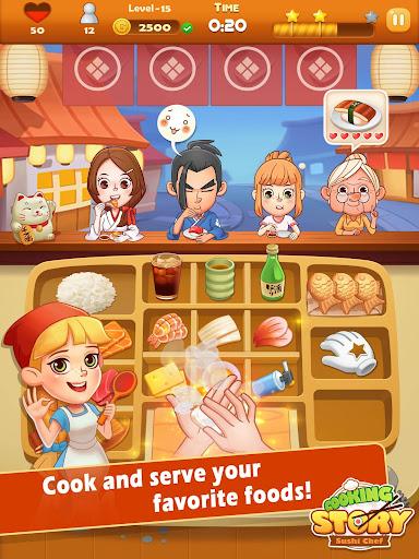 Sushi Master - Cooking story screenshots 5