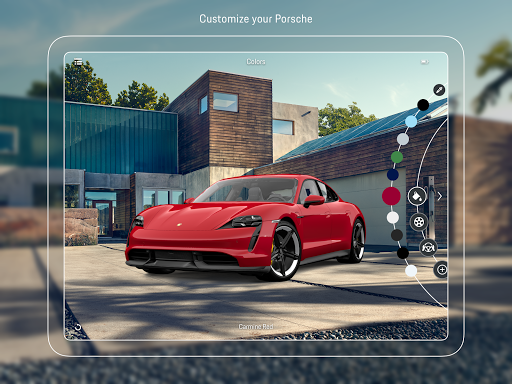Porsche AR Visualiser 1.5.0 screenshots 7