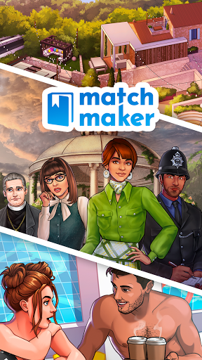 Matchmaker: Puzzles and Stories apktreat screenshots 1