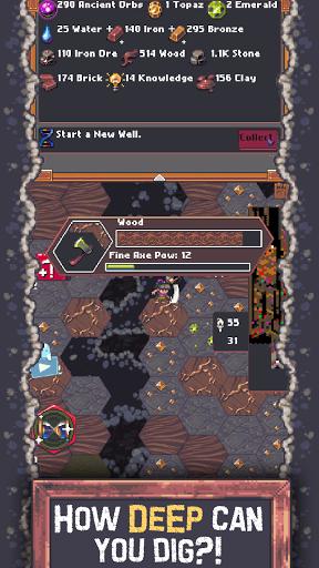 Idle Well: Dig a Mine 1.2.2 screenshots 14