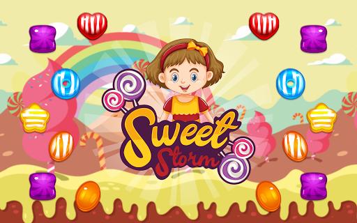 Sweet Candy Sugar :matching candy sugar screenshots 7