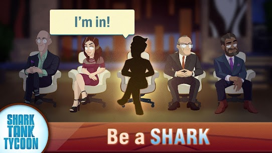 Shark Tank Tycoon APK (MOD, Unlimited Money) for Android 1