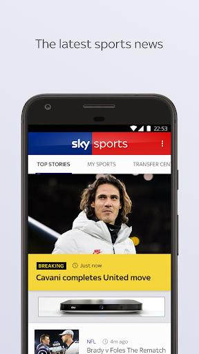 Sky Sports apktram screenshots 2