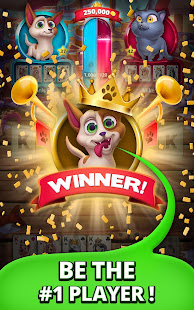 Solitaire Pets Arena - Online Free Card Game