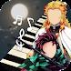 Anime Games  Piano Kimetsu No Demon 2021