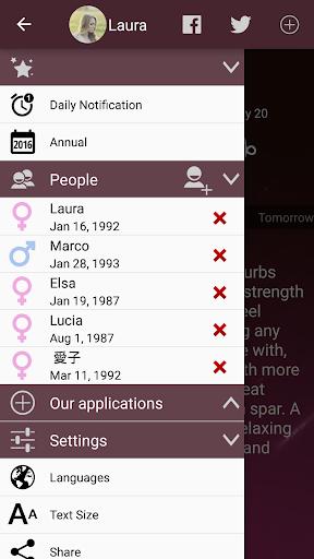 Women Horoscope modavailable screenshots 5
