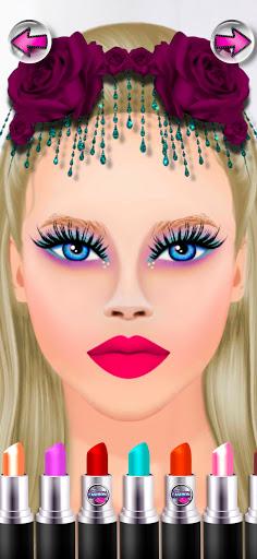 High Fashion Clique - Dress up & Makeup Game Girl 2.7 screenshots 6