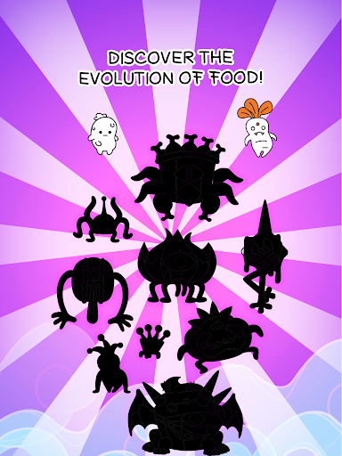 Food Evolution - Merge & Create Delicious Treats 1.0.5 screenshots 8