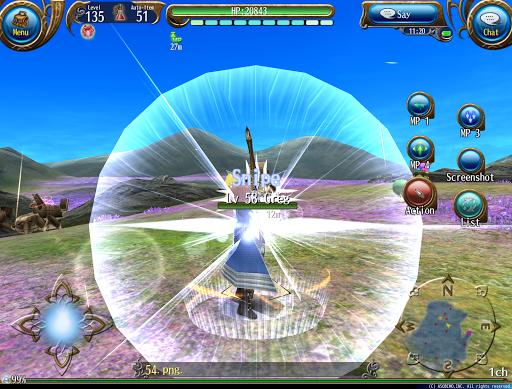 RPG Toram Online - MMORPG 3.3.39 screenshots 22