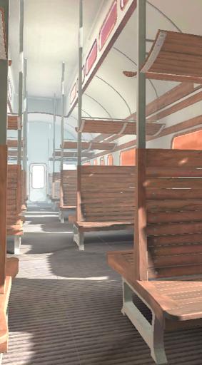 脱出ゲーム:電車 0.8 screenshots 1
