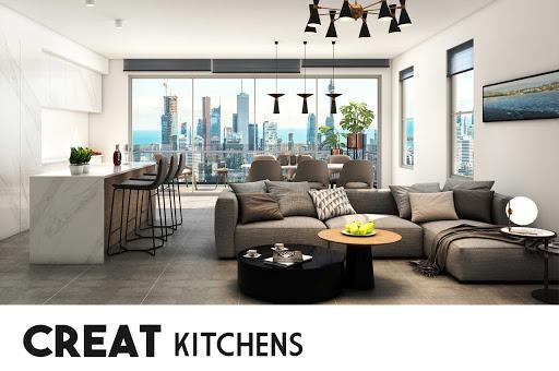 Interior Home Makeover - Design Your Dream House apkdebit screenshots 4