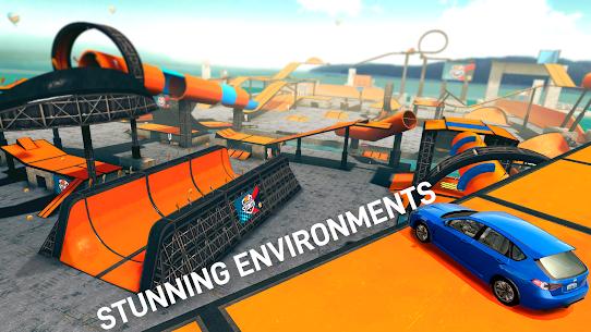 Download Car Stunt Races: Mega Ramps v3.0.3 (Mod – free shopping) 5