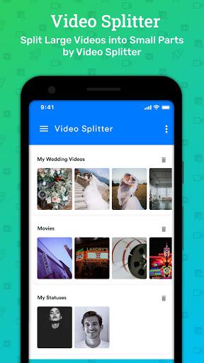 Video Splitter : 30 Sec Auto cut for Status screenshots 2