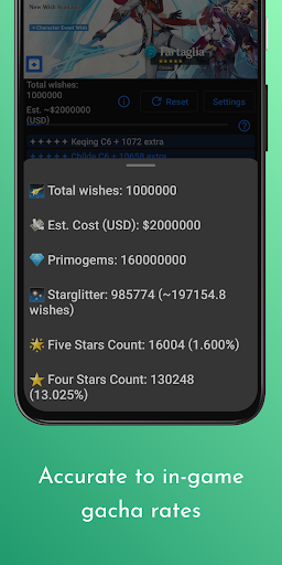 Genshin Impact Wish Simulator android2mod screenshots 4
