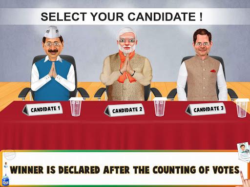 Indian Elections 2021 Learning Simulator  screenshots 15