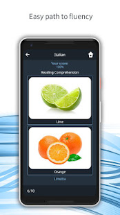 Learn 163 Languages   Bluebird 1.8.9 Screenshots 3