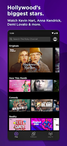Foto do Roku Channel: Free streaming for live TV & movies