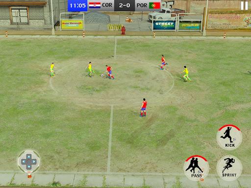 Street Soccer Games: Offline Mini Football Games 3.0 Screenshots 22