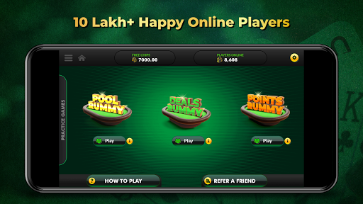 ClassicRummy - Play Free Online Indian Rummy Game  screenshots 3