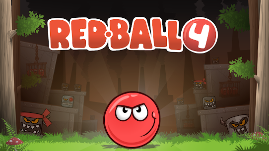 Red Ball 4 Mod (Unlocked) 1