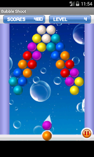 Bubble Shoot Screenshot