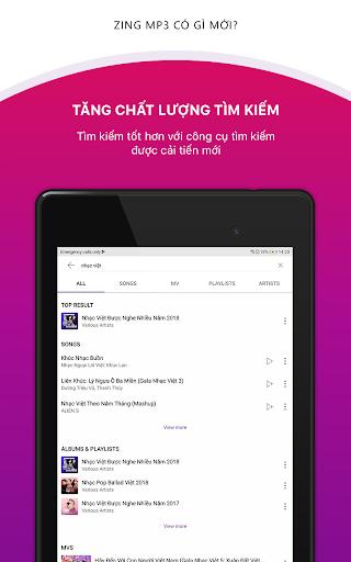 Zing MP3  Screenshots 15