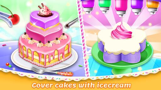 Ice Cream Cake Maker: Dessert Chef  Screenshots 3