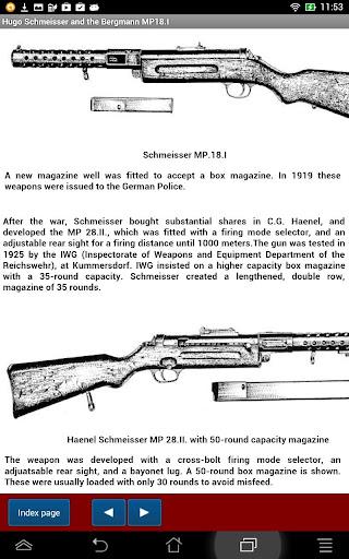 German submachine guns For PC Windows (7, 8, 10, 10X) & Mac Computer Image Number- 7