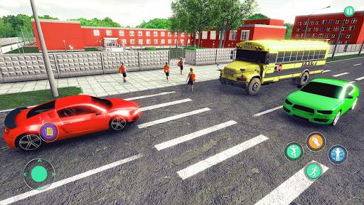 Virtual High School Games: New School Simulator 3D Latest screenshots 1