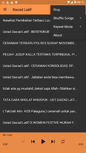 Ceramah offline Das'ad Latif  screenshots 4