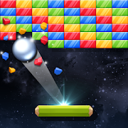 Brick Breaker Space Quest