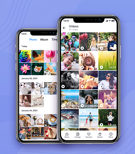 Photo Gallery, Picture Manager - Nuts Gallery apktram screenshots 8