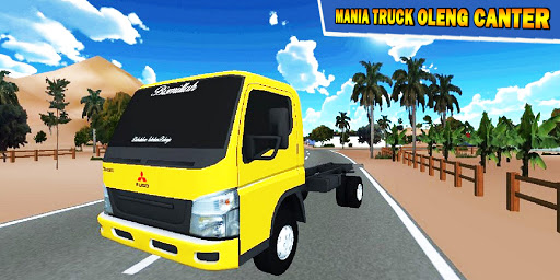 Mania Truck Oleng Simulator Indonesia 2021 1.0.0 screenshots 5