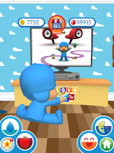 Talking Pocoyo 2 - Play and Learn with Kids Screenshot