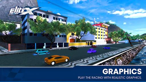 Elite X - Street Racer  screenshots 2