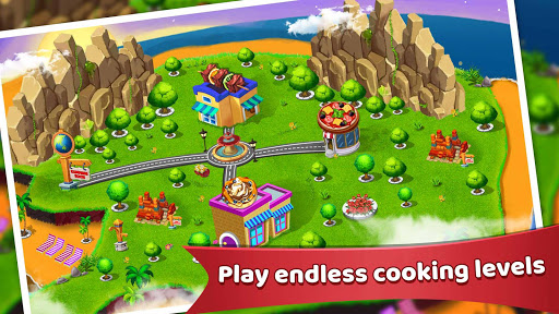 cooking race – 👨🍳chef fun restaurant game screenshot 2