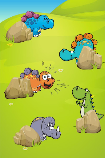 Dinosaur games - Kids game 3.1.0 screenshots 12
