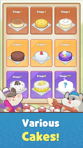 Hamster's Cake Factory - Idle Baking Manager 1.0.3 screenshots 4