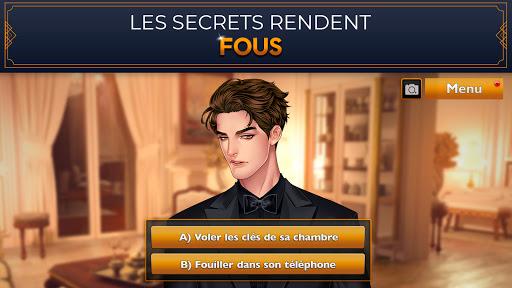 Code Triche Is It Love? James - Amour secret (Astuce) APK MOD screenshots 3