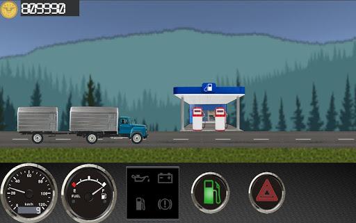 Carrier Joe Free. Retro cars. Peak games. 1.4 screenshots 4