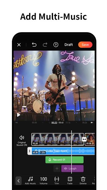 VivaVideo - Video Editor & Video Maker screenshot 8