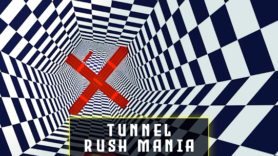 Tunnel Rush Mania Hack for iOS and Android 3